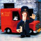 Postman-Pat waves bye bye