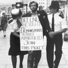Long ago and far away Corbyn gets arrested!